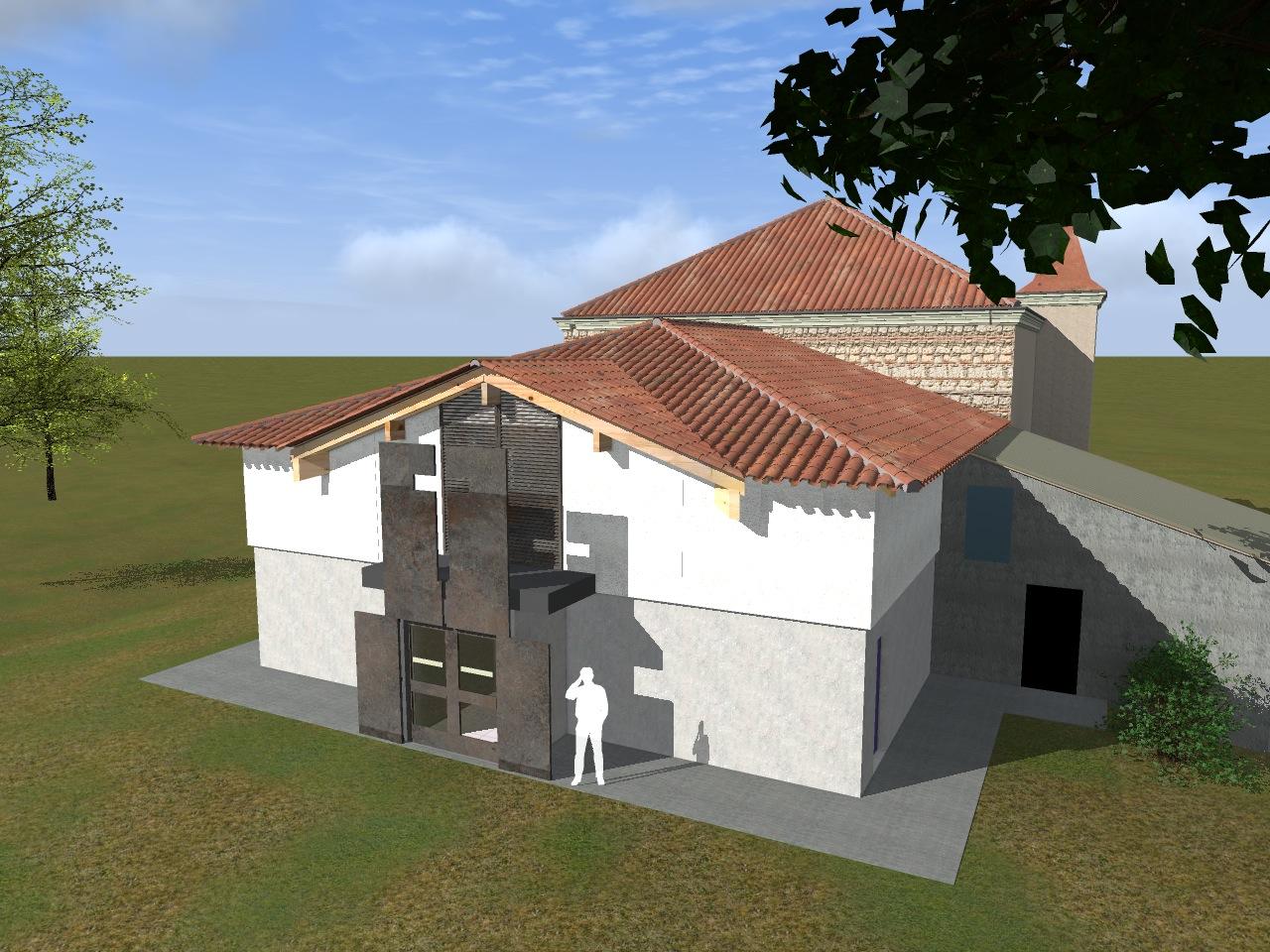 Projet de construction 2015 2016 eglise m thodiste agen for Projet de construction
