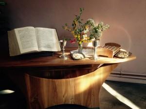 Table SainteCene