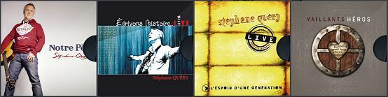 Albums de louange de Stéphane Query