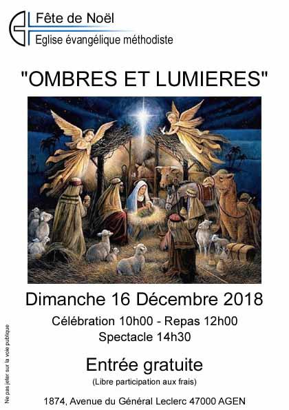 Fête de Noël 2018